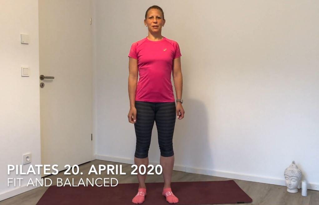 Geschützt: Pilates Session – Balance Flow